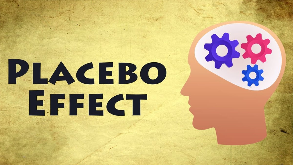 The placebo effect is weird!