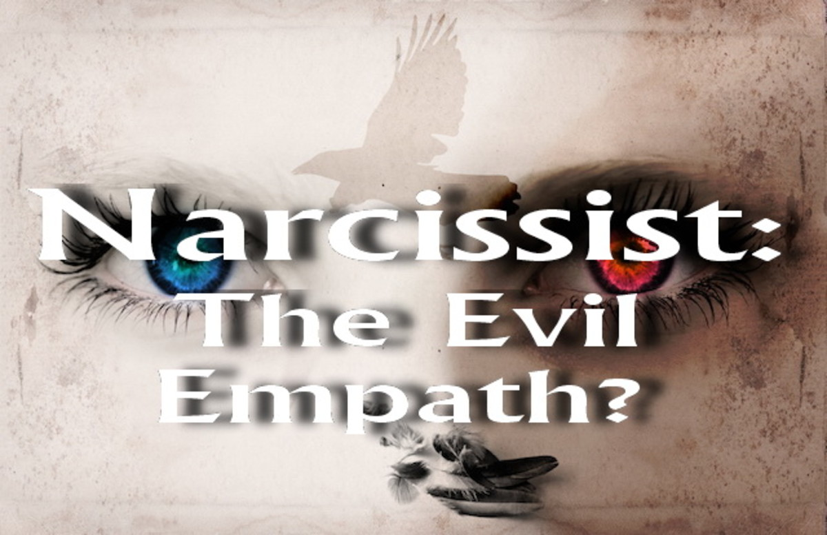 Narcissist: The Evil Empath? The Difference Between Narcissists & Empaths