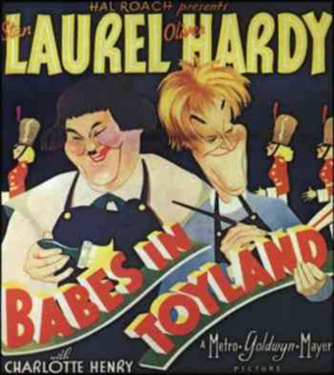 1934 Theatrical Poster