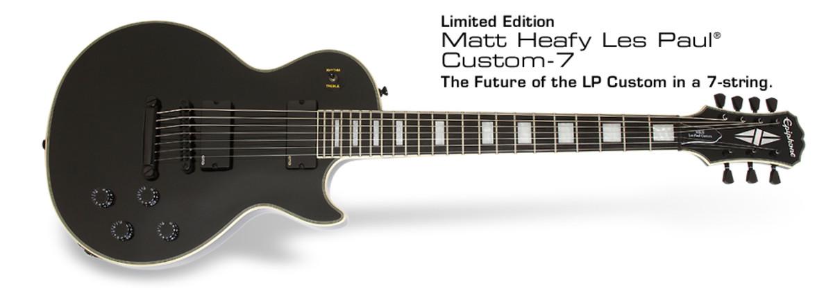 5 best gibson 7 string solid body electric guitars hubpages. Black Bedroom Furniture Sets. Home Design Ideas