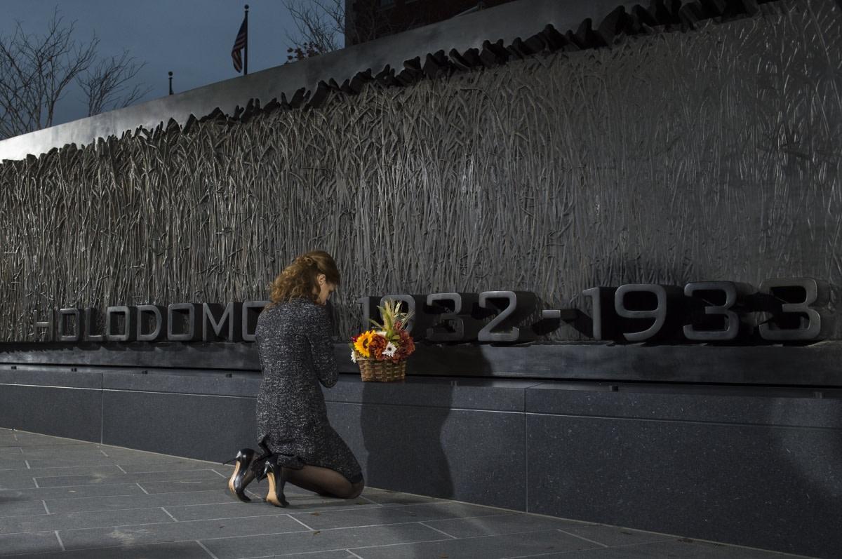 Holodomor Memorial Washington DC
