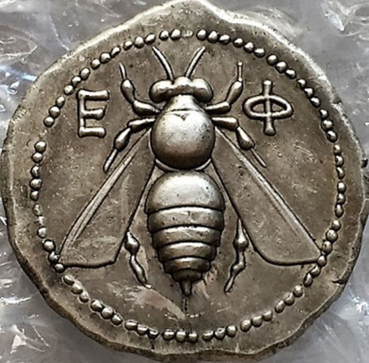 Honey Bee Coin Collection