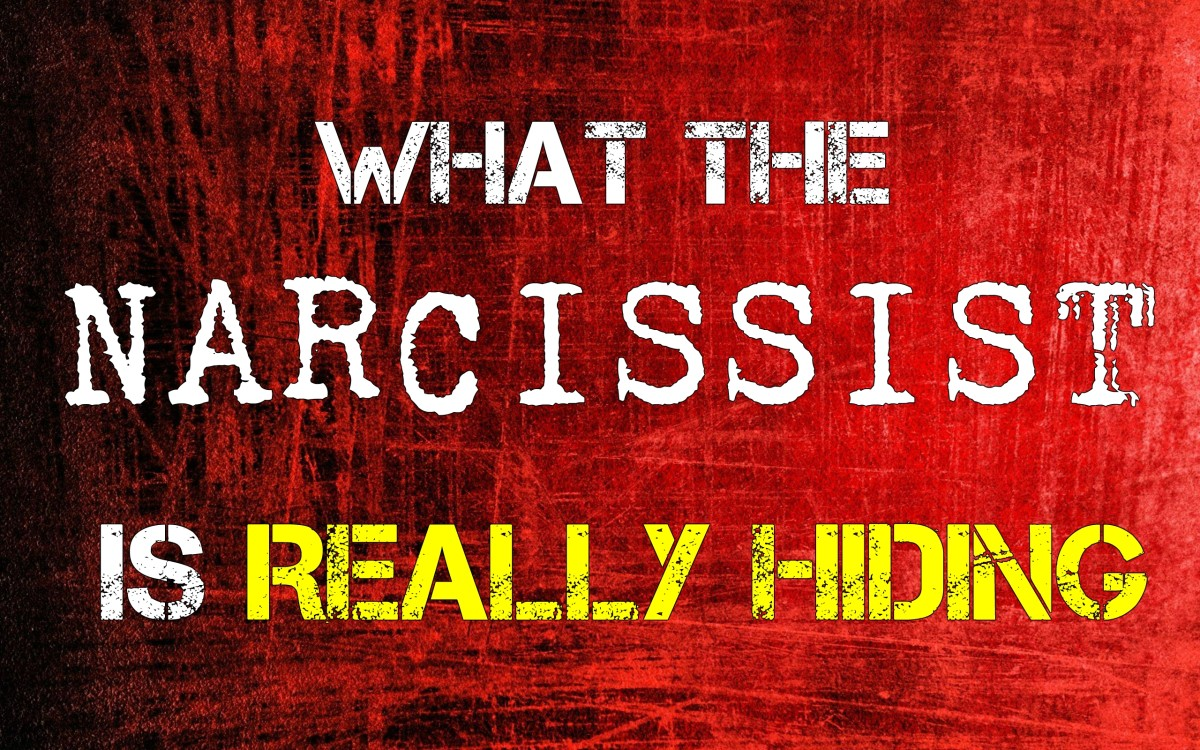 What The Narcissist is Really Hiding