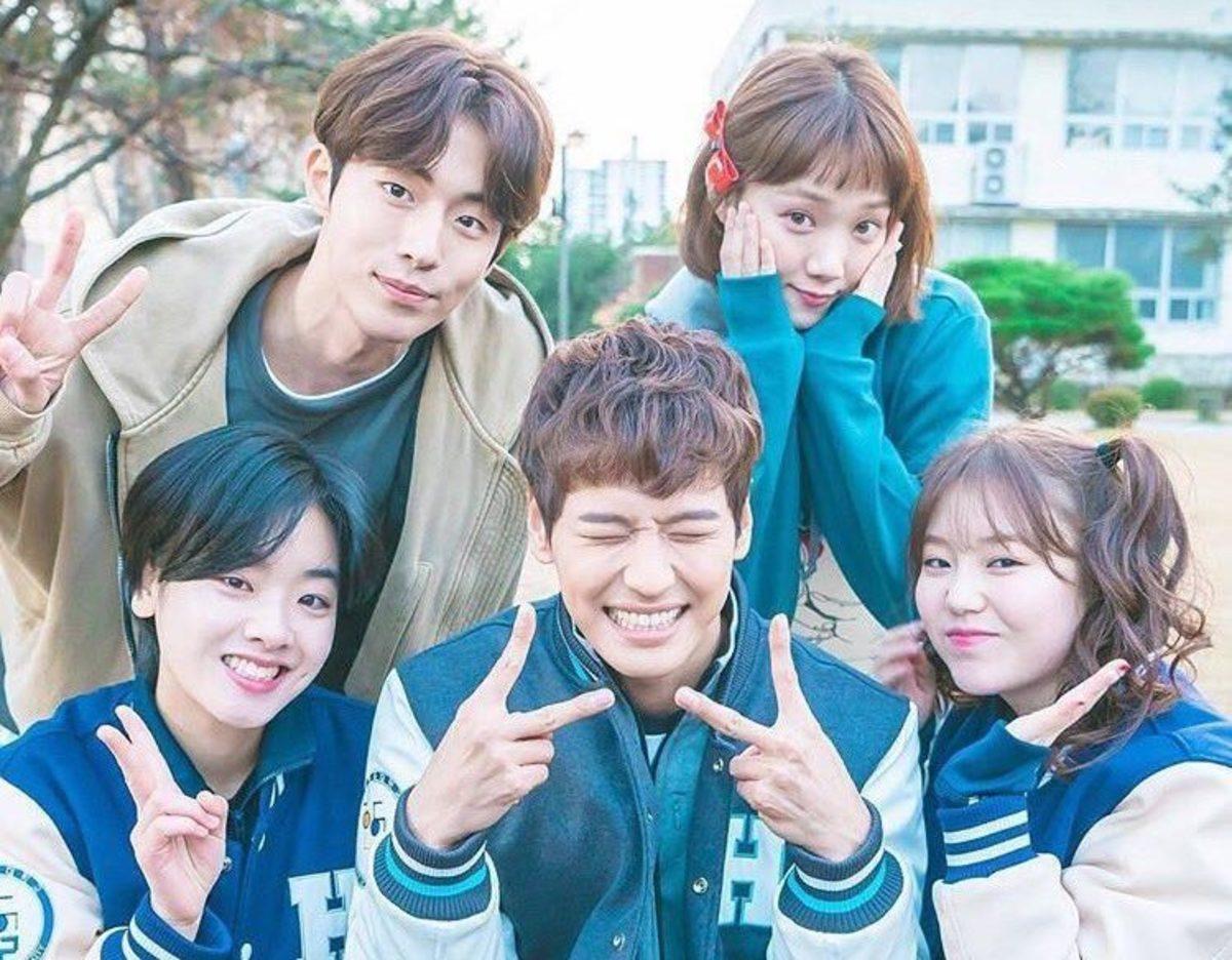 Weightlifting Fairy Kim Bok-joo Korean Drama 2017