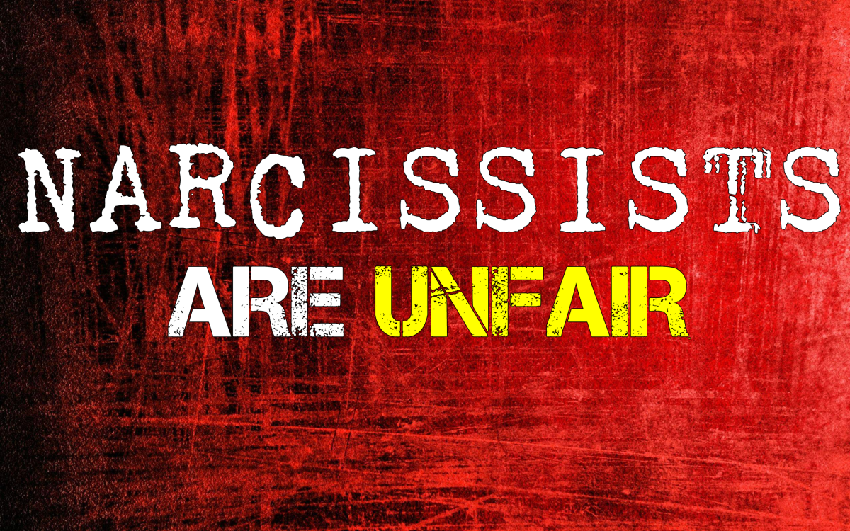 Narcissists Are Unfair