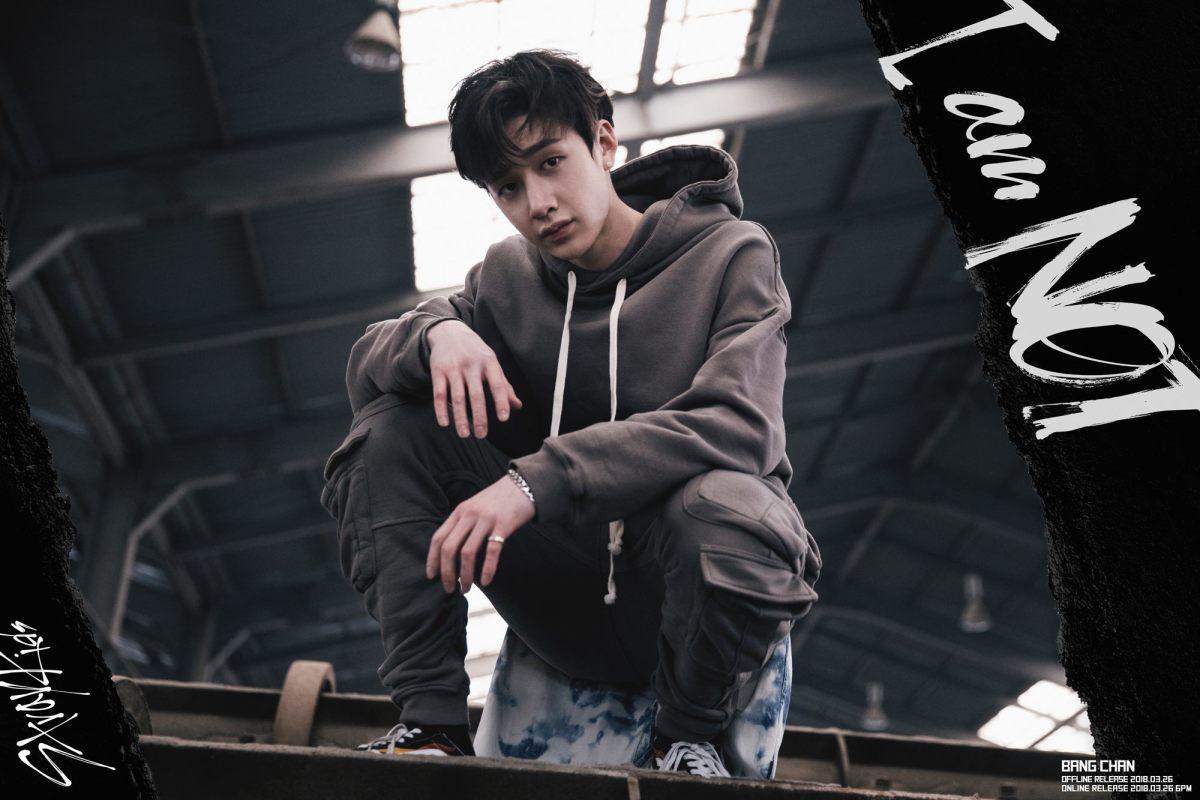 Bang Chan (3RACHA's CB97)