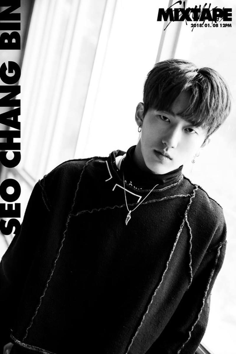 Seo Chang-bin (3RACHA's SPEARB)