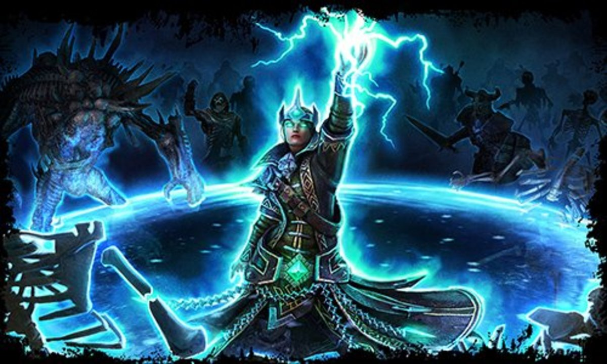 Grim Dawn: Arcanist Build Guides for Beginners