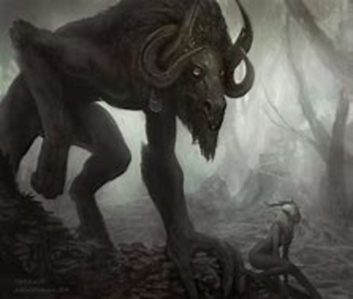 Mysterious Creatures:  Three Stories of Encounters With Beings of Unknown Origin