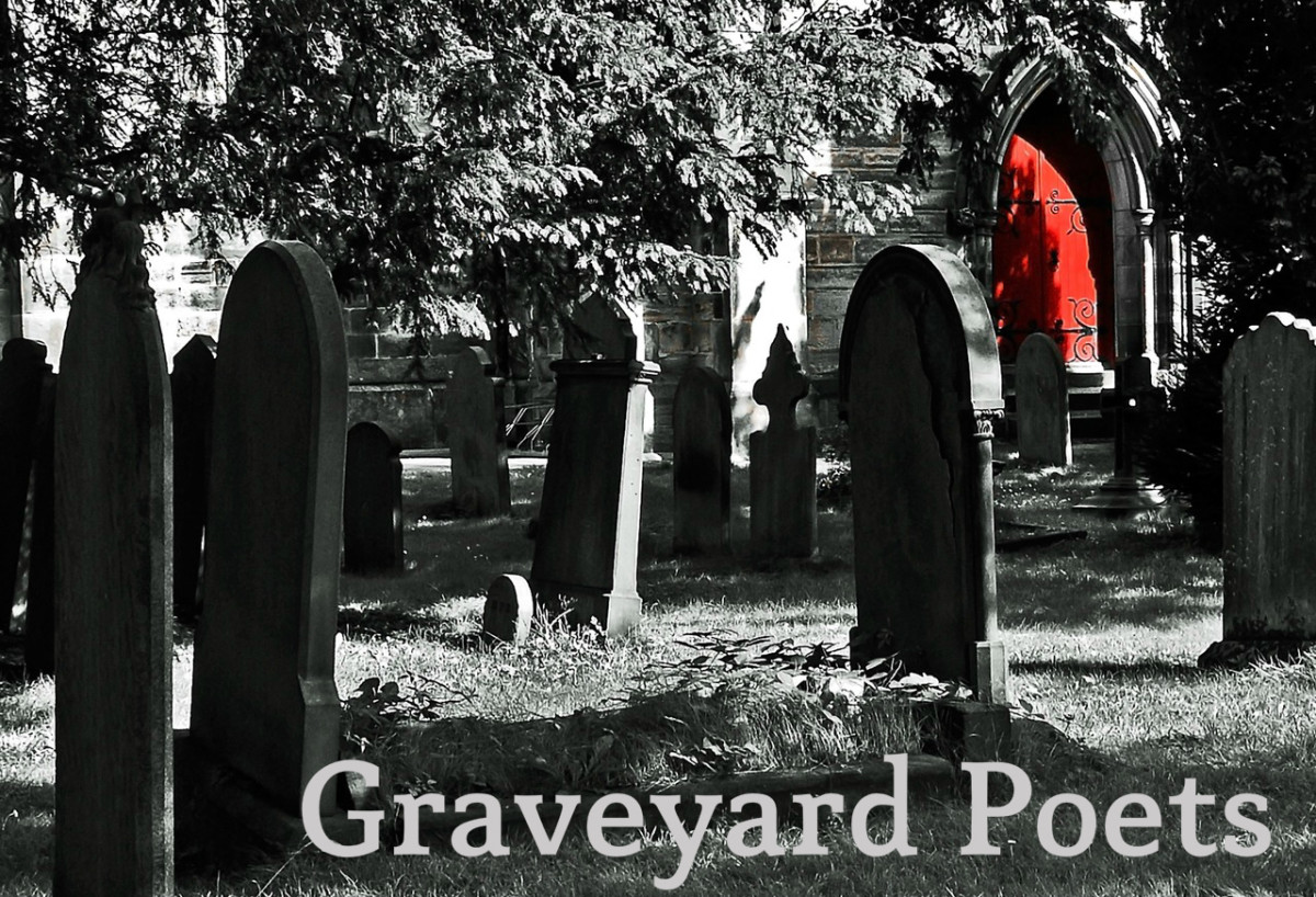 The Graveyard School of Poetry: A Study of Four Eminent Poets