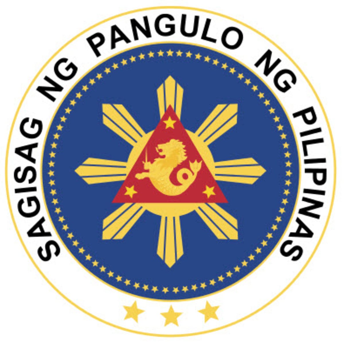 Seal of the President of the Philippines