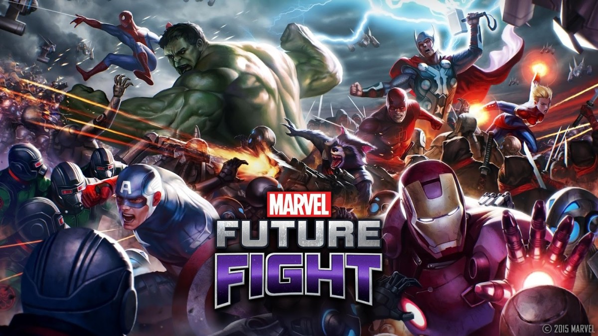 Copyright Marvel Entertainment and Netmarble Games