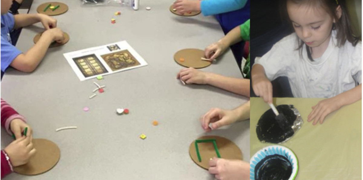 Great Artists Ghiberti Activity