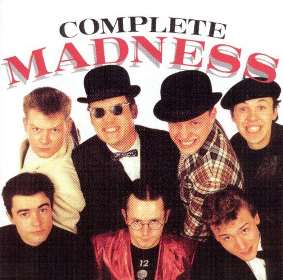 The Total Madness Album Contains Some Gems