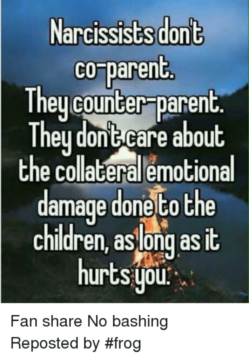 coparenting-with-a-narcissistic-ex