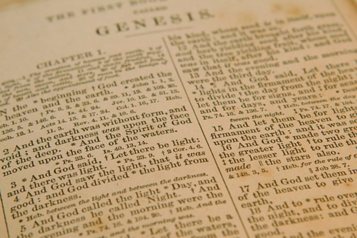 Six Interesting Findings from the Book of Genesis