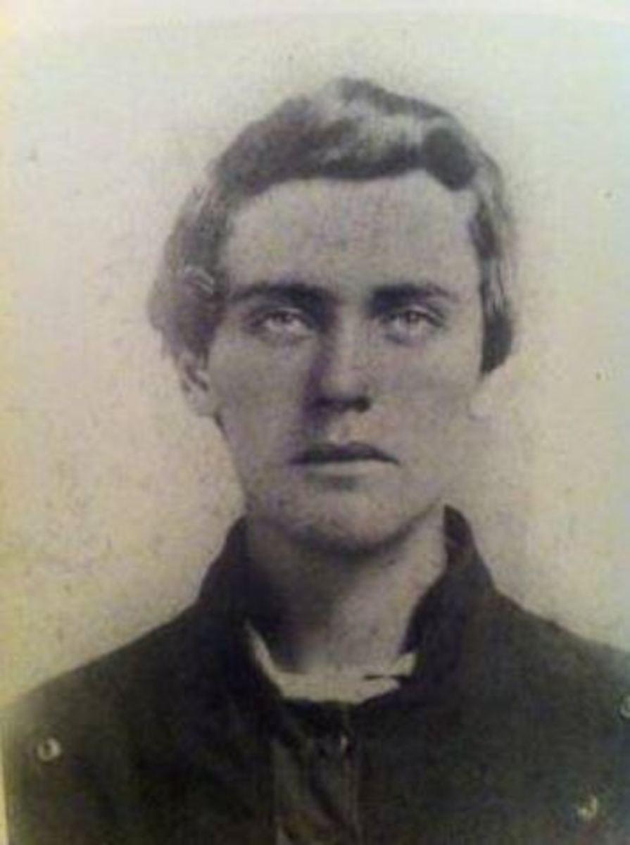 Lt. Robert Hugh Gaston, CSA