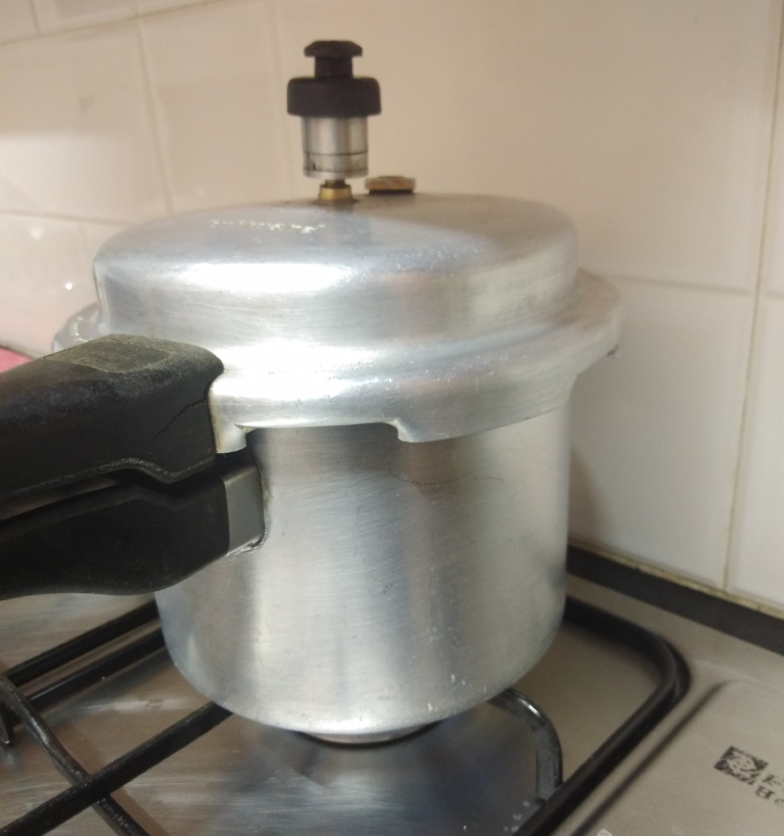 Take washed moong dal in pressure cooker. Add 3/4 cup of water. Close the lid and take 2-3 whistles on medium to high flame.