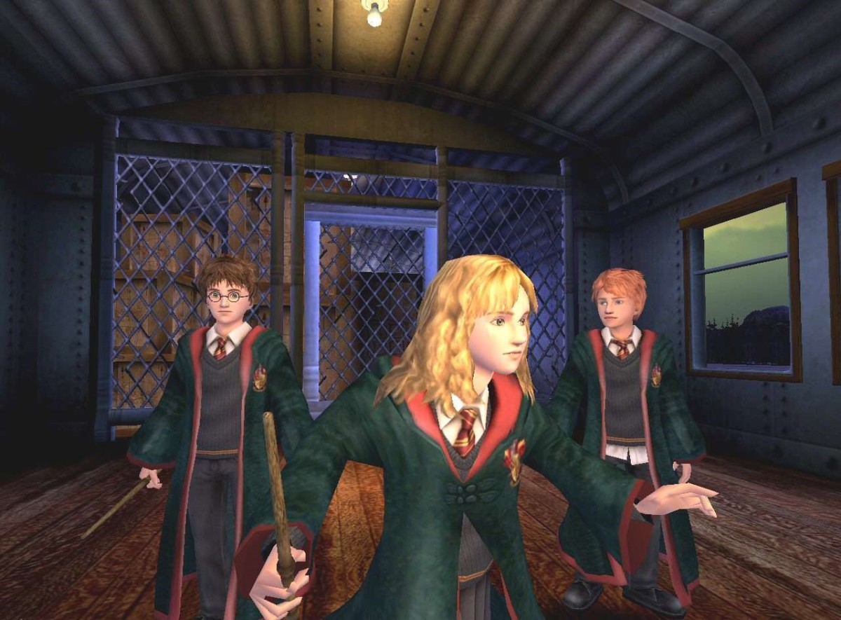Harry Potter and the Prisoner of Askaban (PS2)
