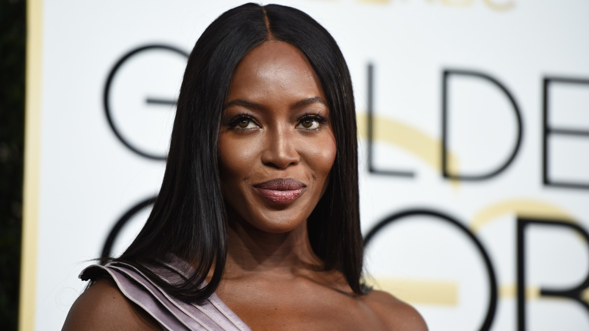 Naomi Campbell Tuns 50 in 2020