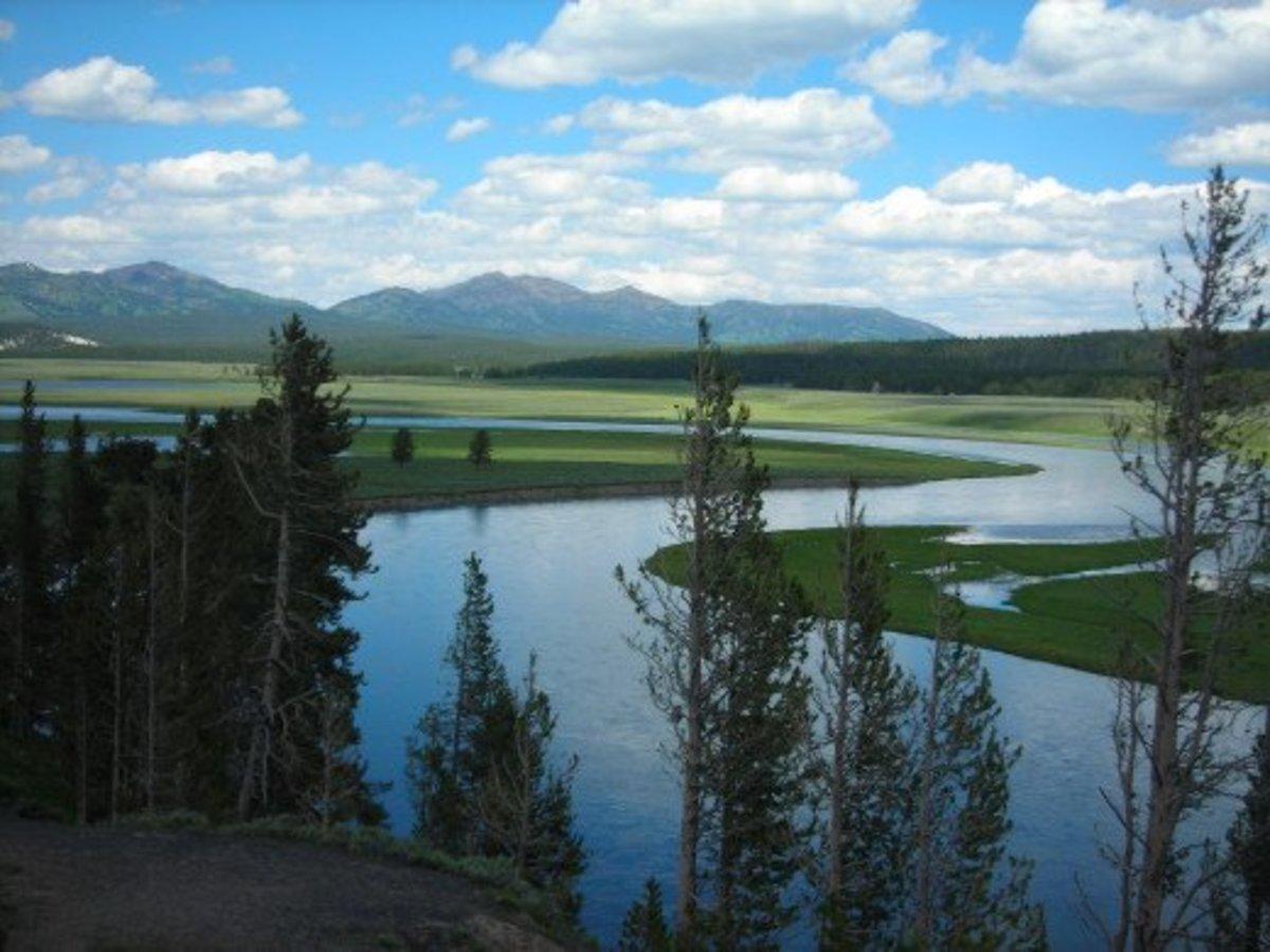 The Serene Country Lake