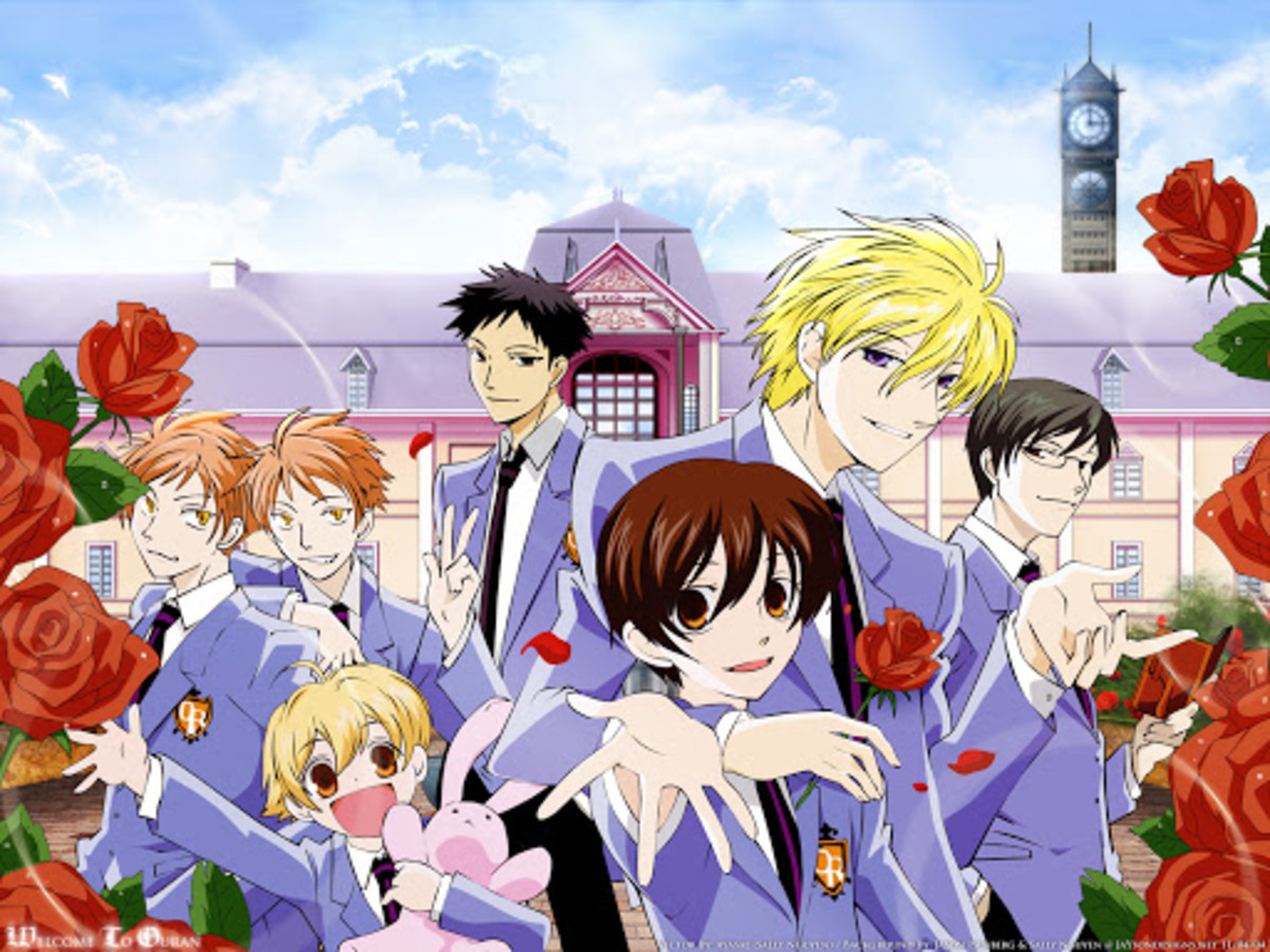 What Your Favorite Host Says About You (Ouran High School Host Club Edition):