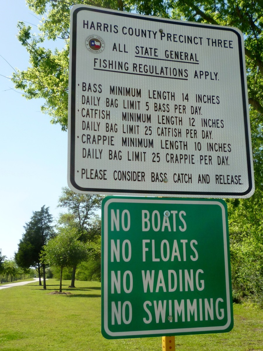 Fishing regulations