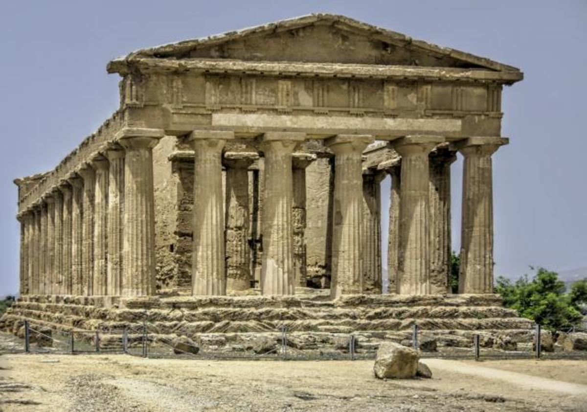 Animism, Myth and Religion in Ancient Greece