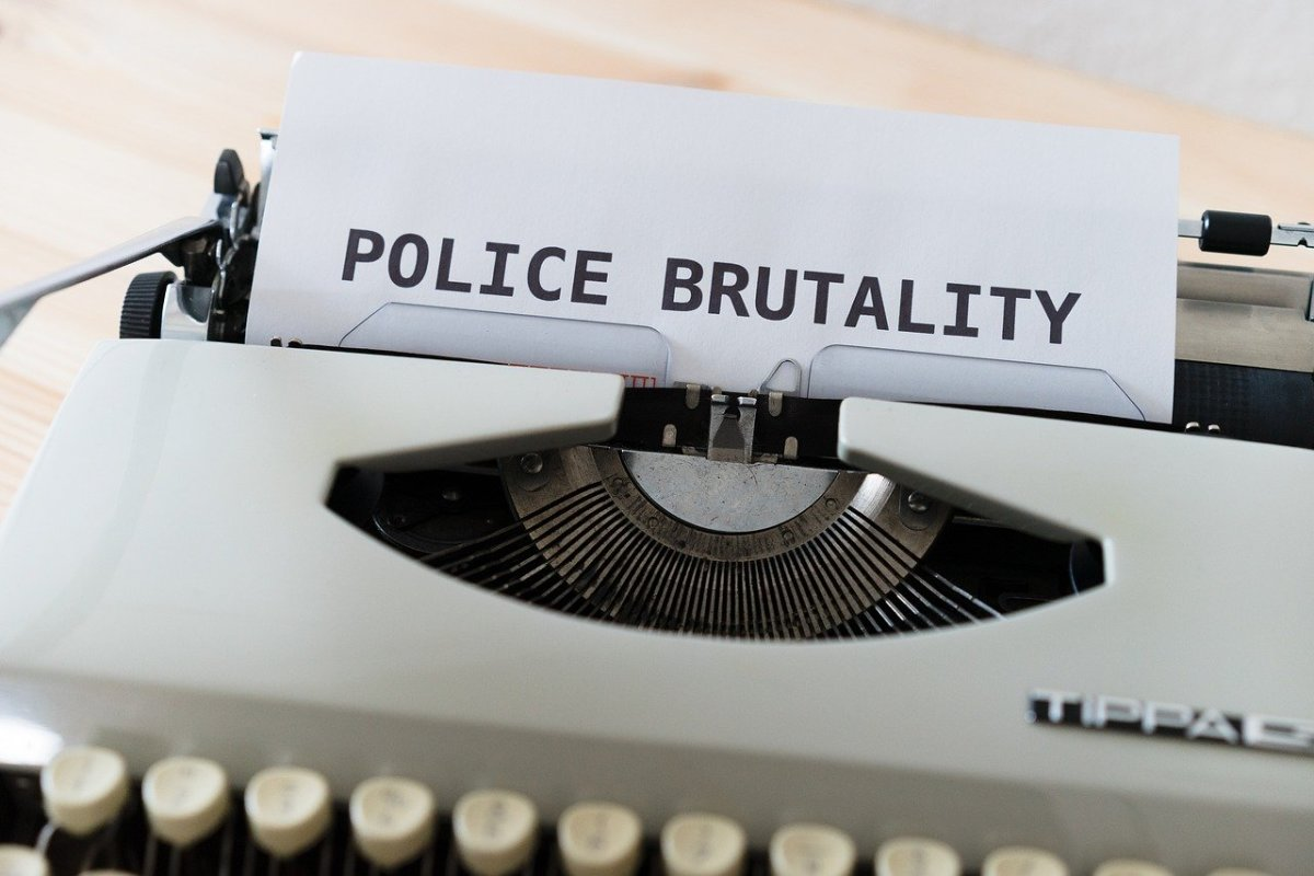 Police brutality wrongfully puts the burden of proof on the victim.