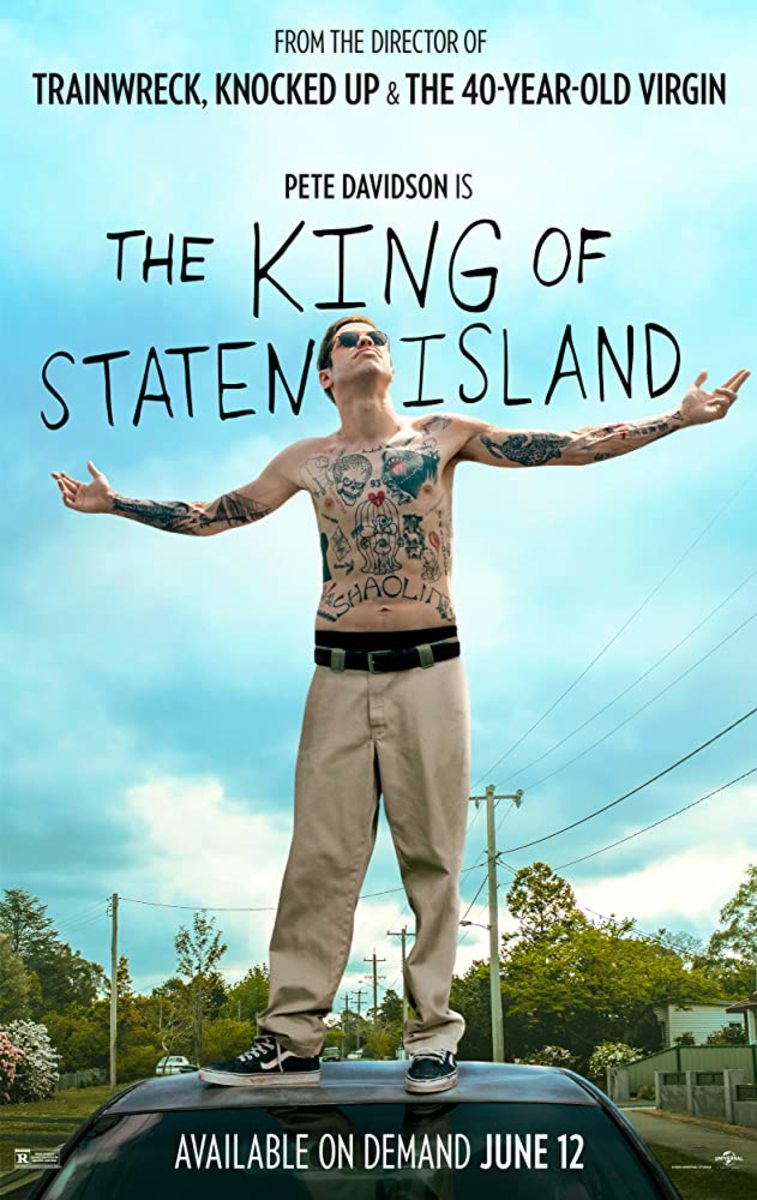 Scott Carlin's Overdue Coming Of Age: The King Of Staten Island