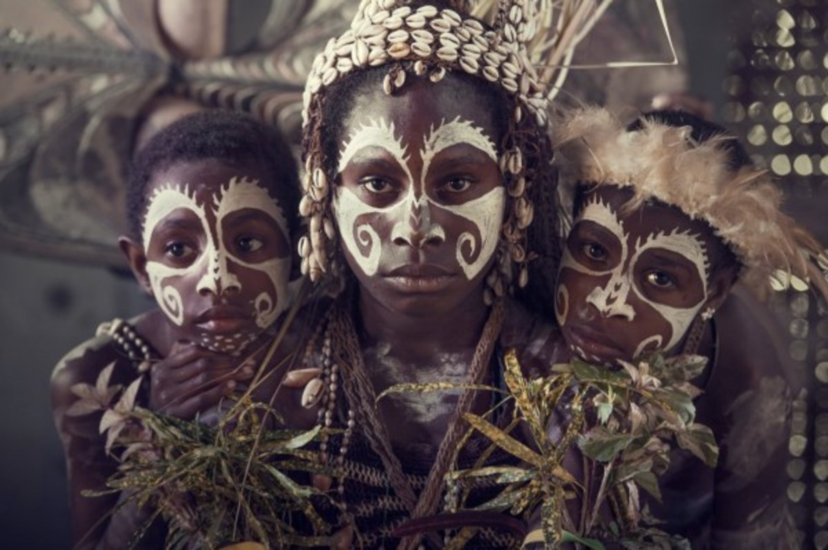 Latuml of New Guinea