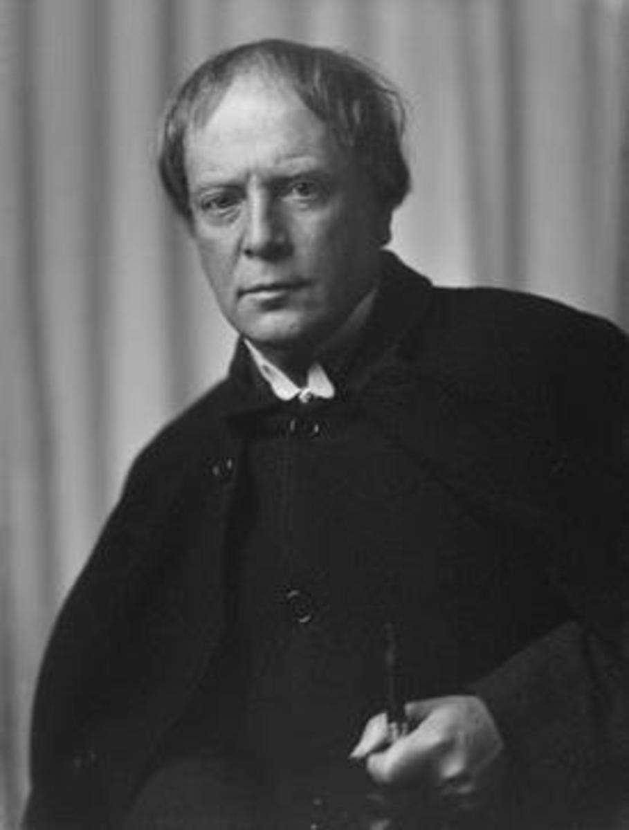 Arthur Machen.