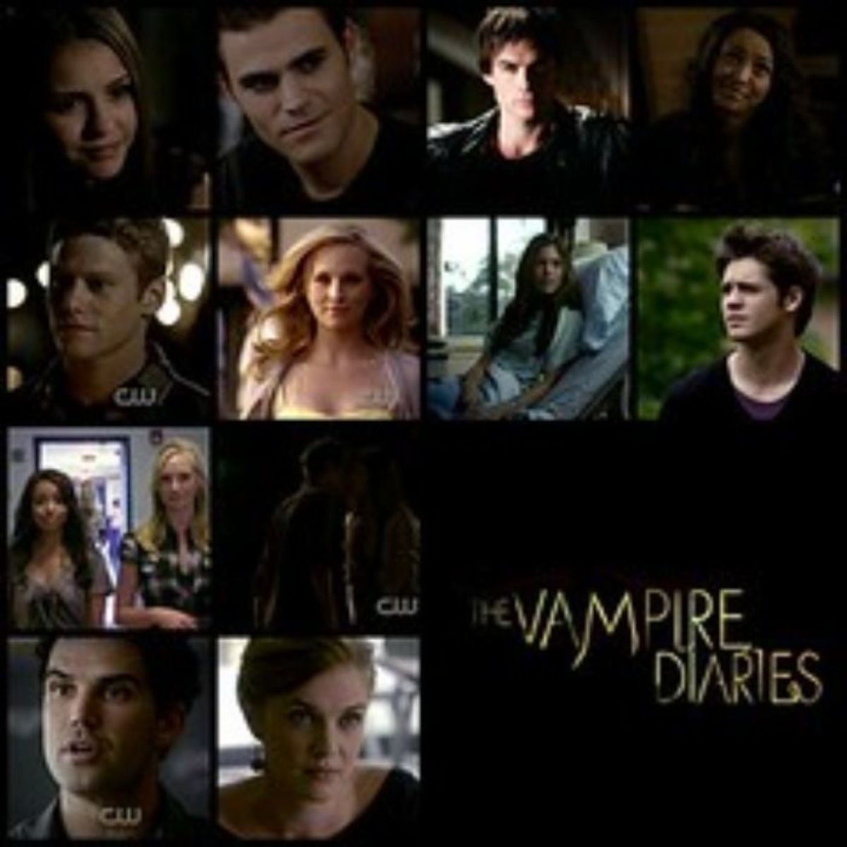 """""""''The Vampire Diaries'' collage :)"""" by мєℓιѕѕα'ѕ ƒℓι¢кя (: is licensed under CC BY 2.0"""