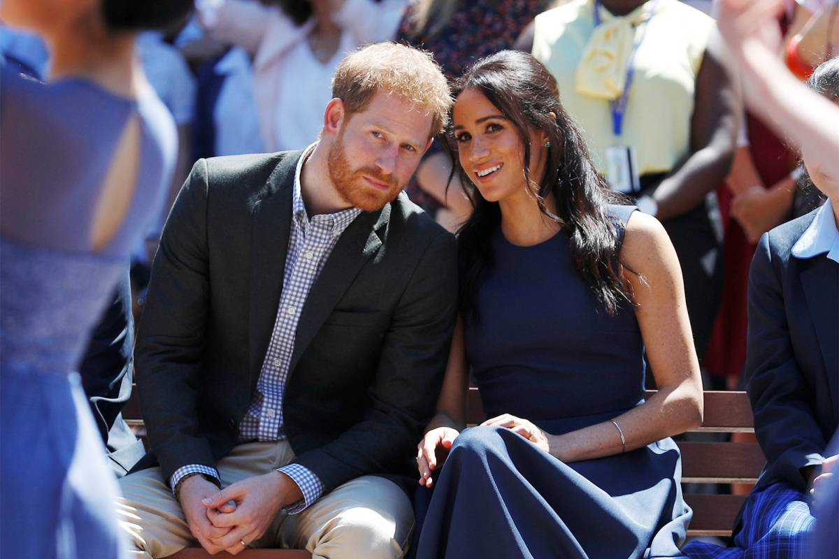 Royals Consider Prince Harry Damaged Goods and Blame Meghan Markle