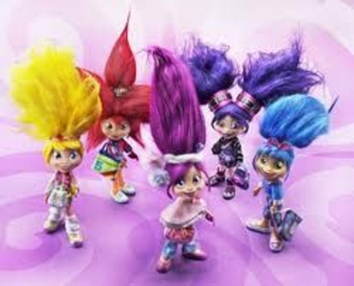 Trollz Dolls