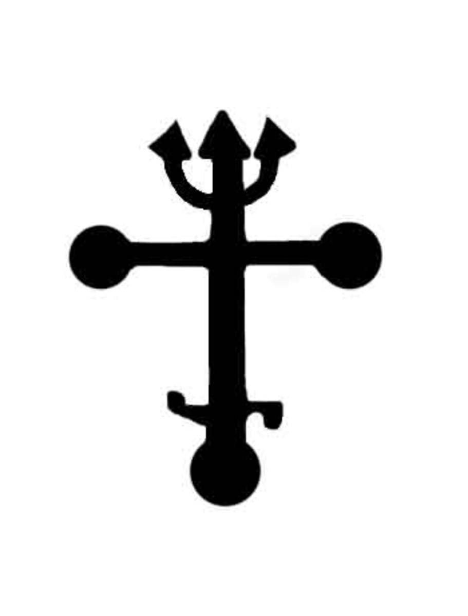 Exu's Ritual Symbol
