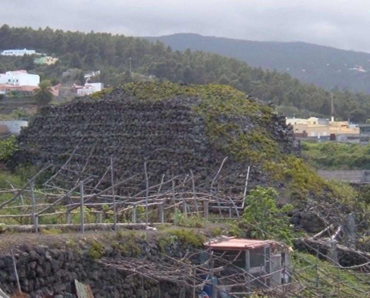 Santa Barbara main pyramid