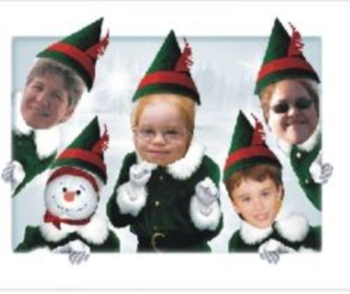 elf yourself