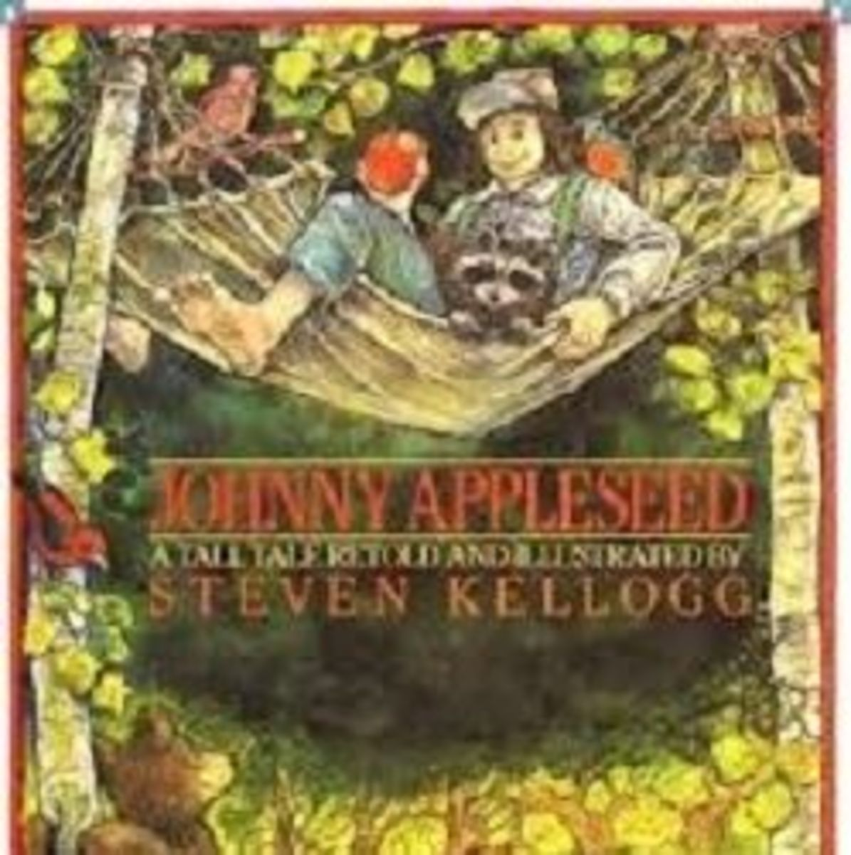 Johnny Appleseed Thematic Unit