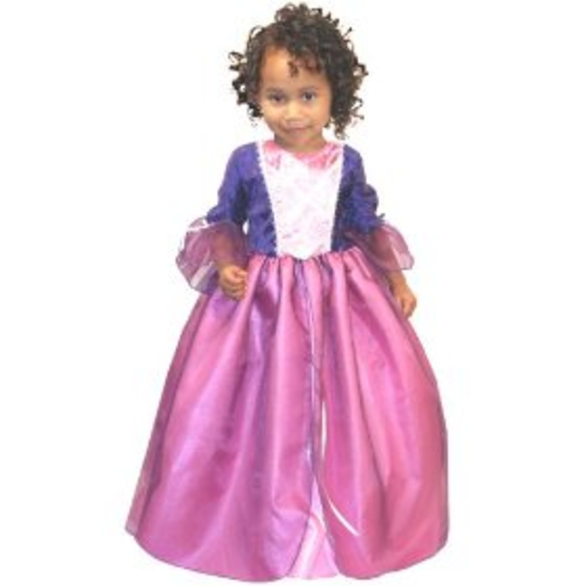 The little princess costume is a Halloween Classic