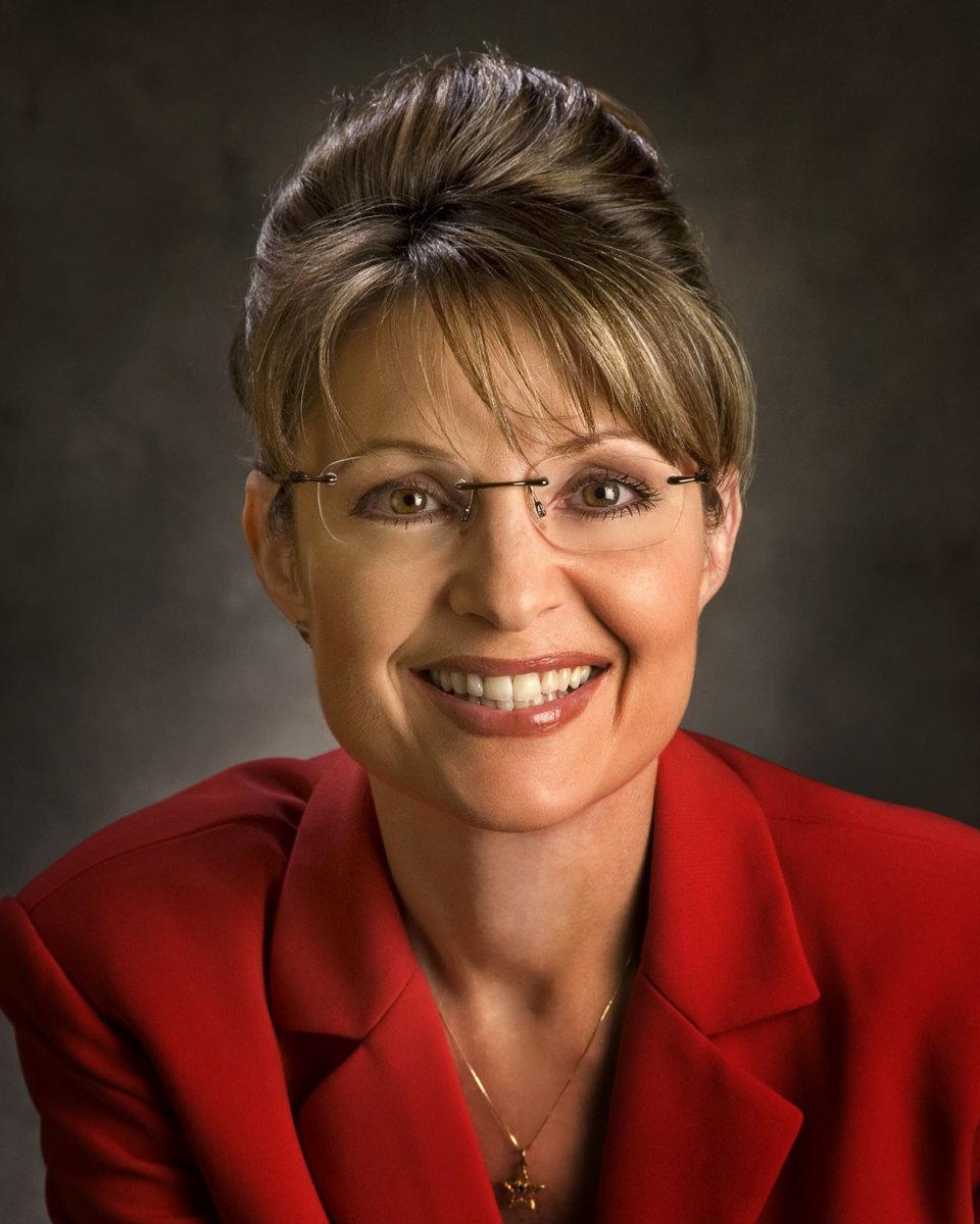 Sarah Palin - Resembles Diana Prince?