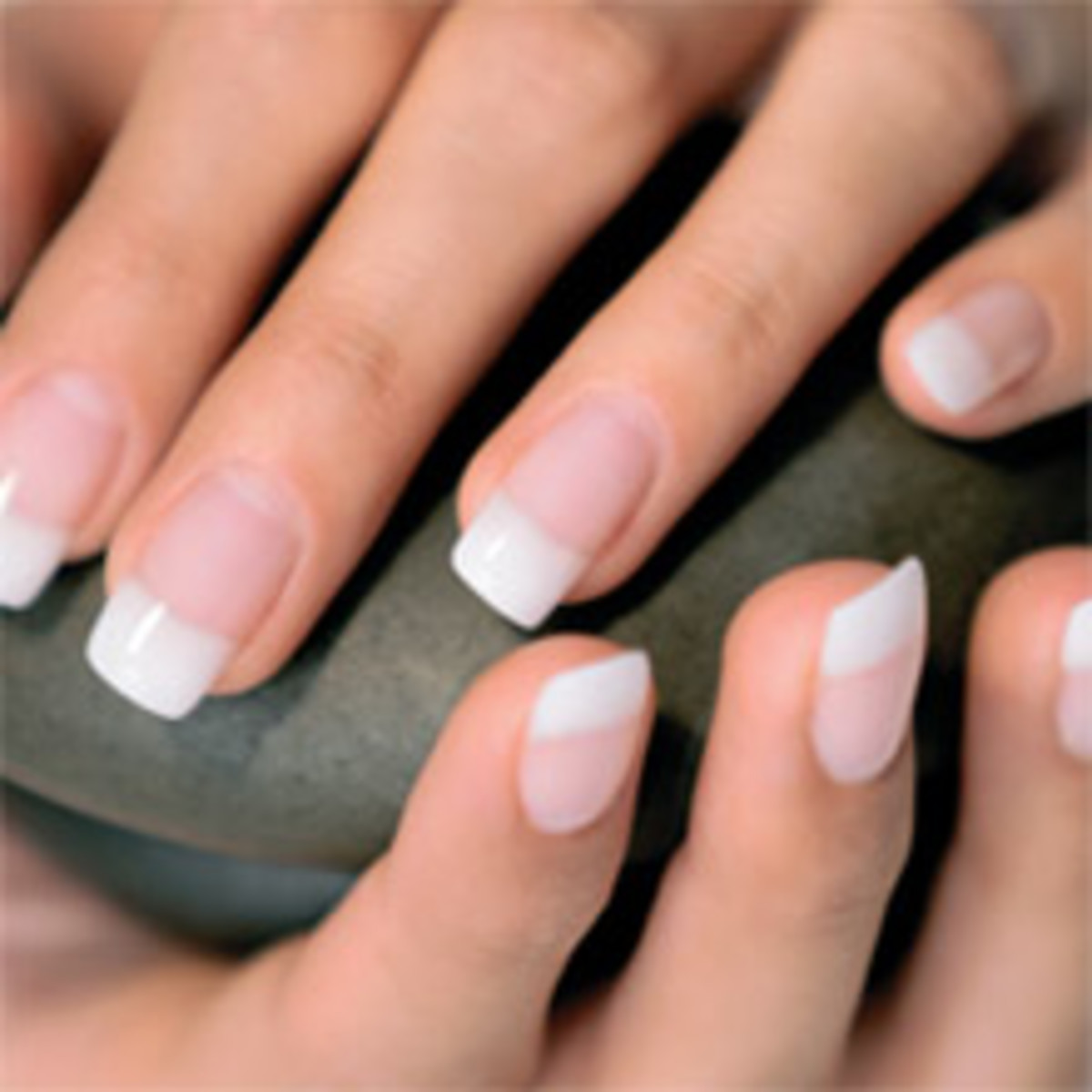 Reasonable Length Gel Nails