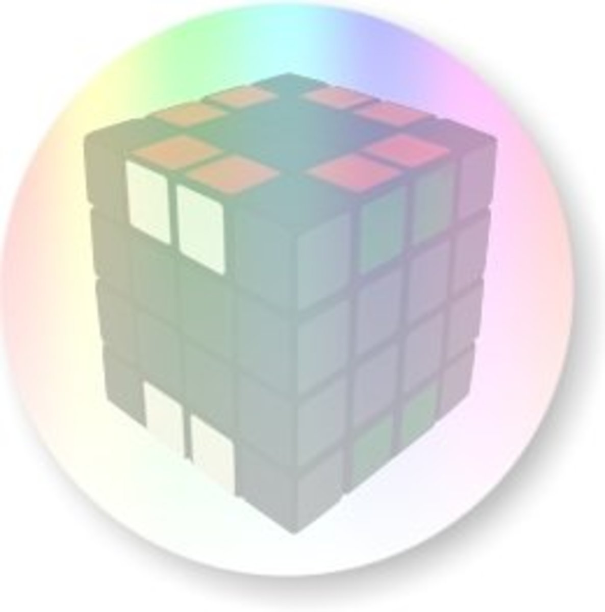 Rubiks Revenge - Pairing up the Edges