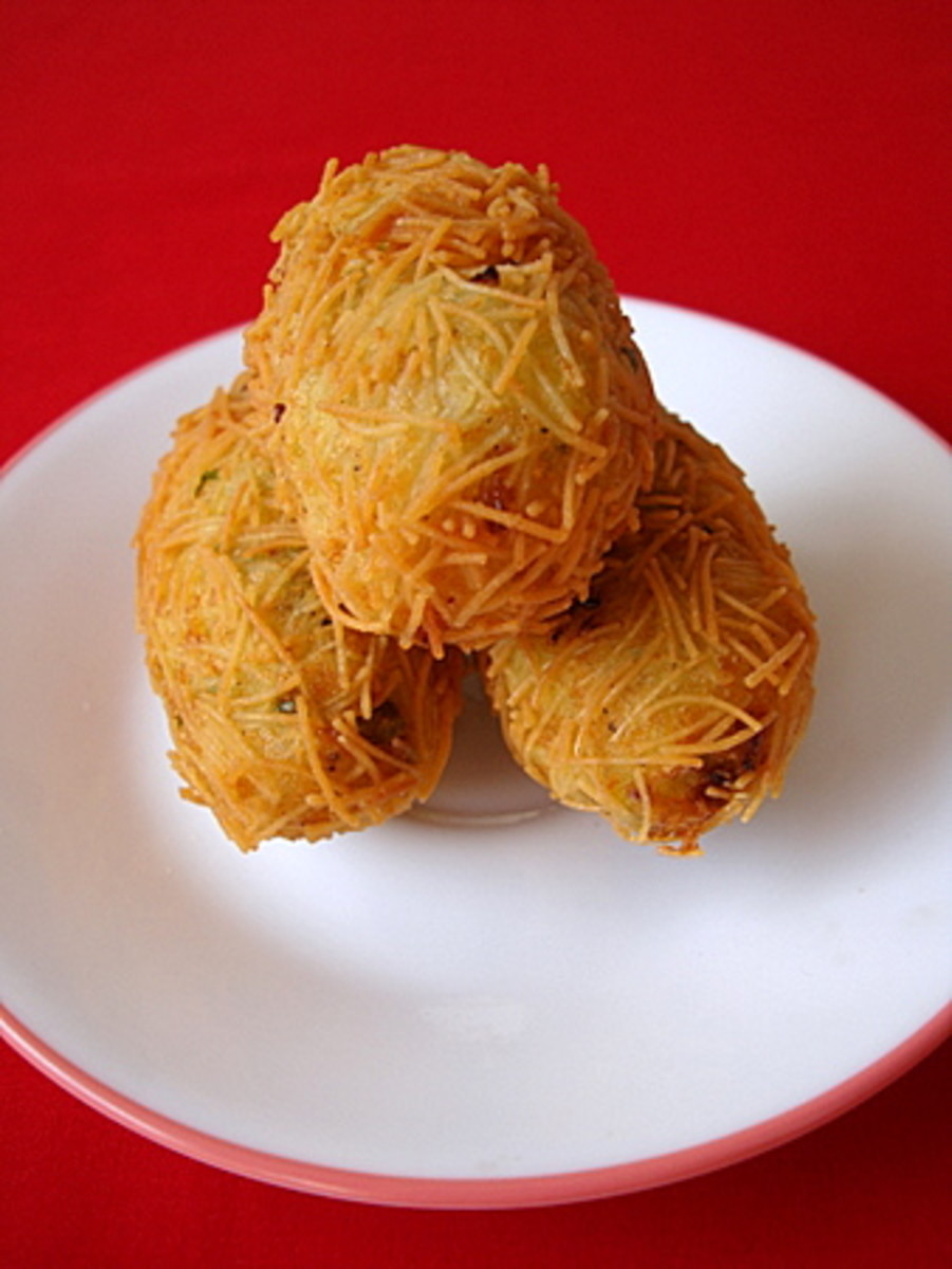 Vermicelli Cutlet