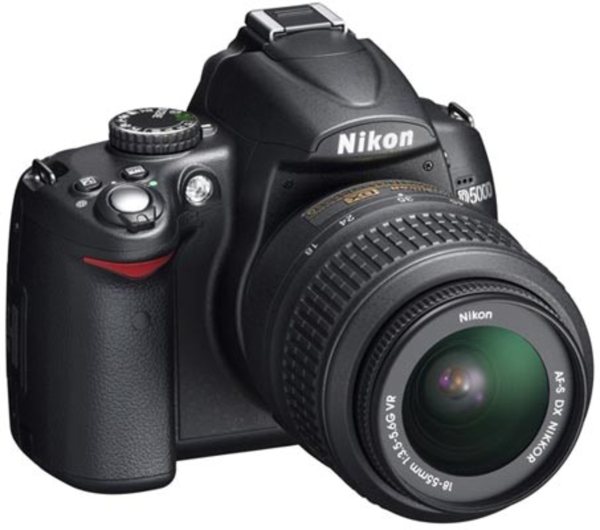 Why you've got to have a Nikon D5000: Nikon's Answer to the Canon 500D