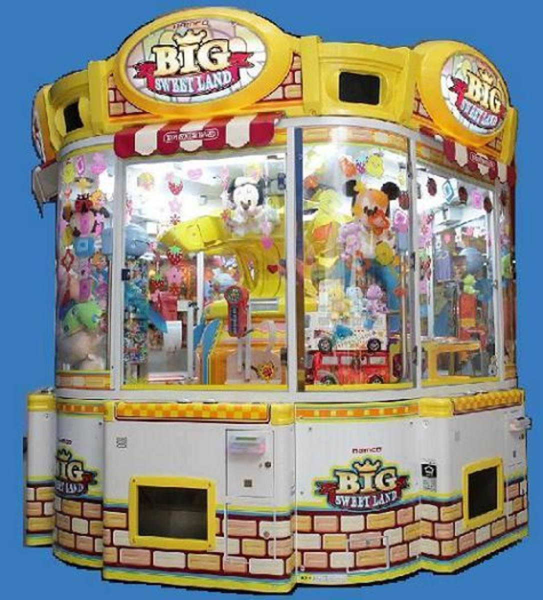 The Giant Big Sweet Land calling out for U...