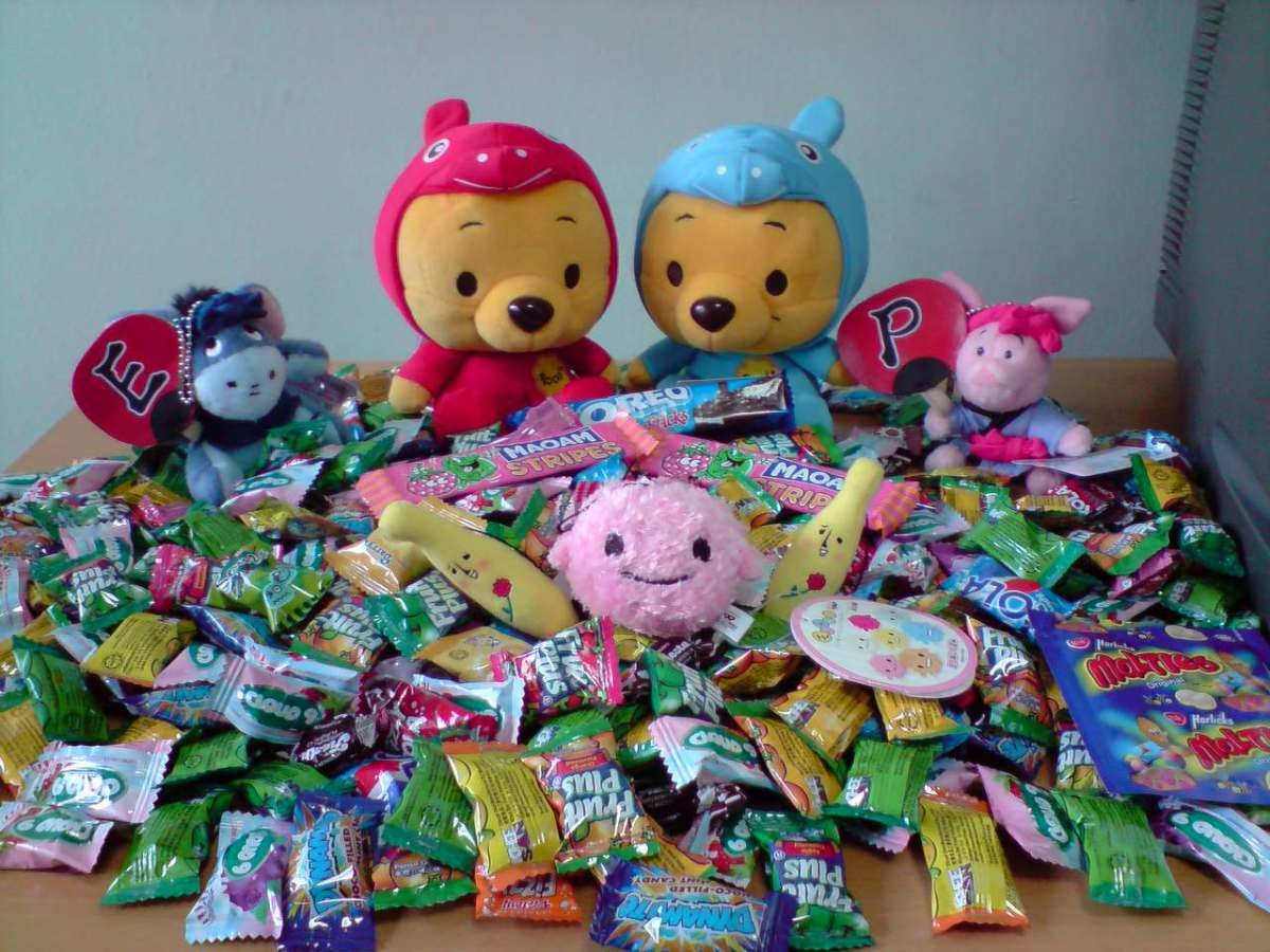 First time at the machine! <3~
