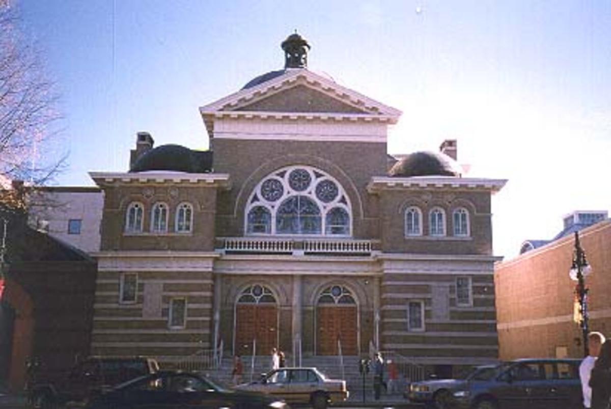 Spirit Square Charlotte NC  - Loonis McGlohan Theatre (Spirit Square)