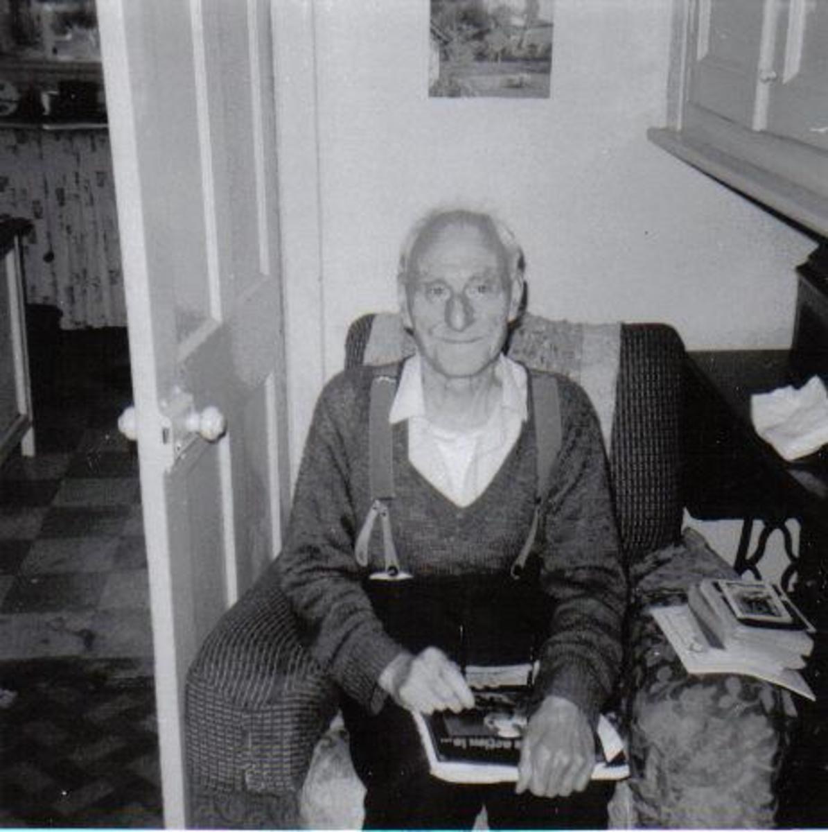 John Joseph 'Jack' McGowan; c.1970.