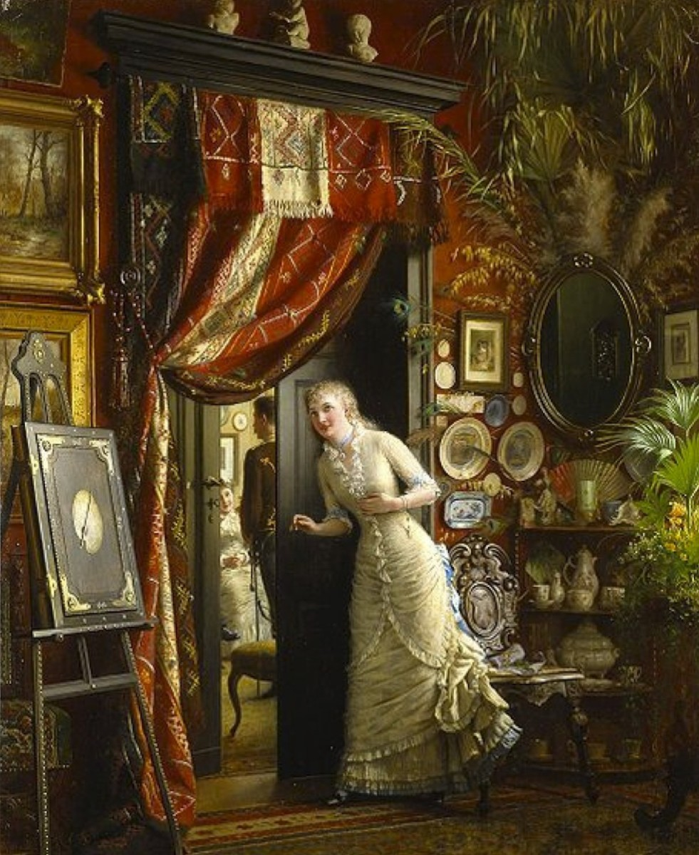 The Proposal by Knut Ekwall, early 1880's